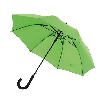 Зонт-трость WIND зеленый, фото 2