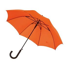 Зонт-трость WIND оранжевый