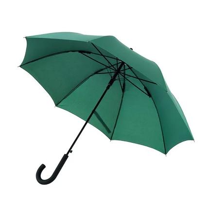 Зонт-трость WIND темно зеленый, фото 2