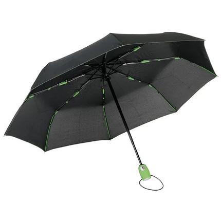 Зонт автоматический STREETLIFE зеленый, фото 2