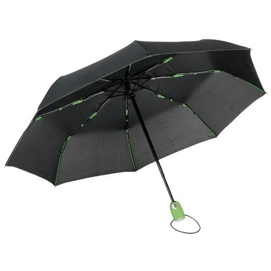 Зонт автоматический STREETLIFE зеленый