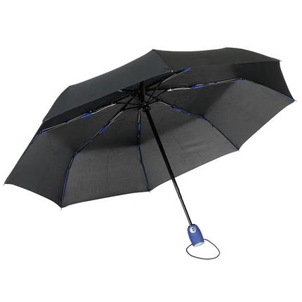 Зонт автоматический STREETLIFE синий, фото 2