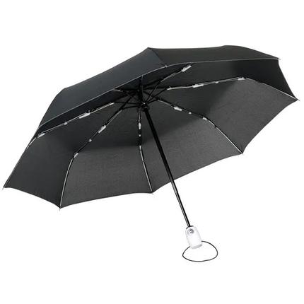 Зонт автоматический STREETLIFE белый, фото 2