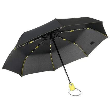 Зонт автоматический STREETLIFE желтый, фото 2