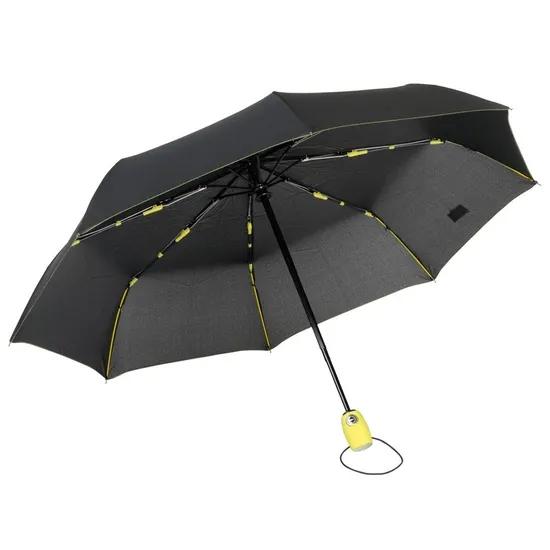 Зонт автоматический STREETLIFE желтый