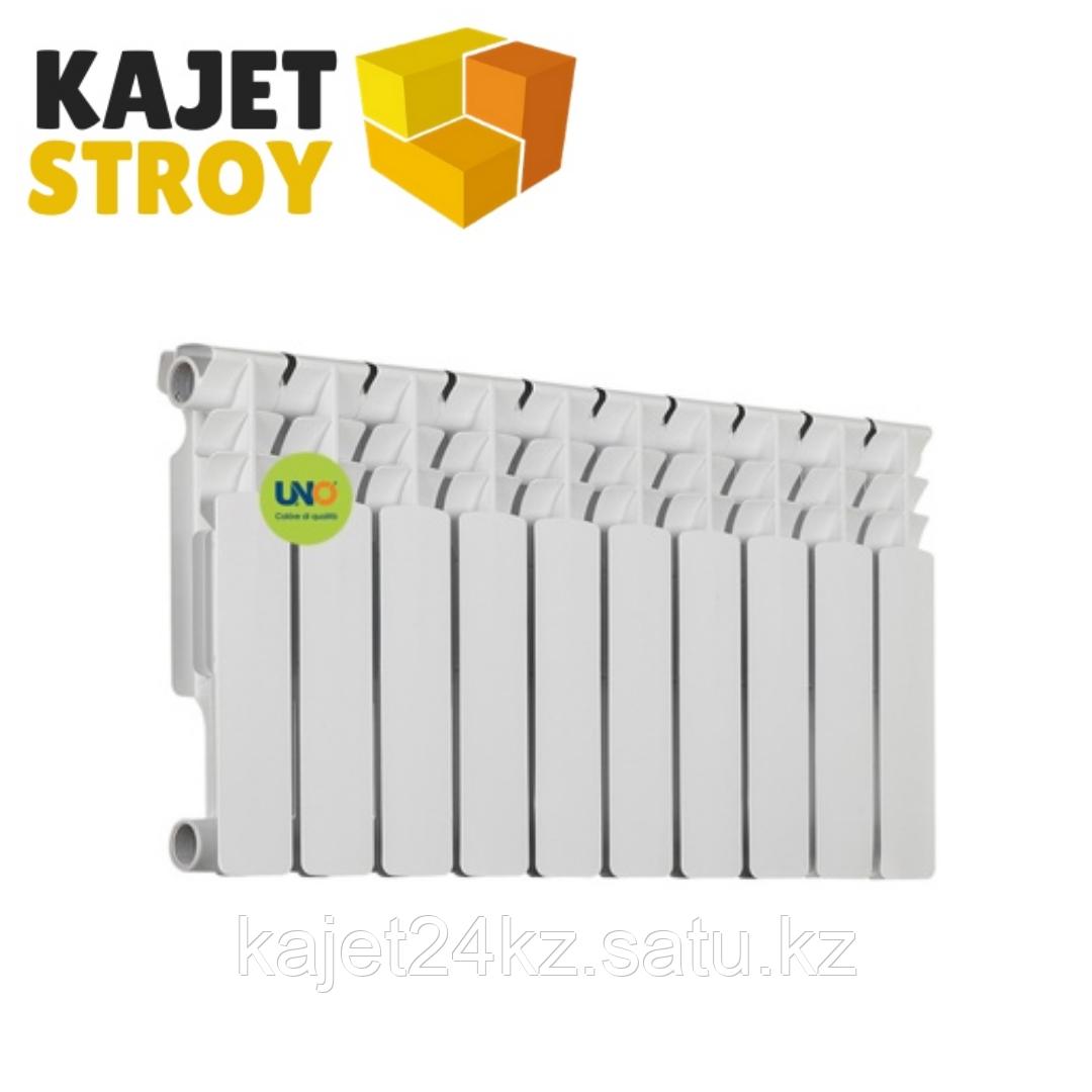 Радиатор биметаллический UNO-BRUNO 350/80N (10 секций)