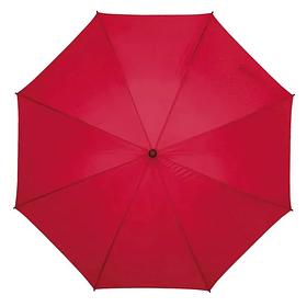 Зонт-трость FLORA красный