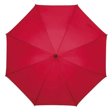Зонт-трость FLORA красный, фото 2
