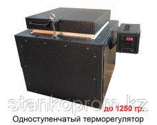 ПМВЗ-2700 Муфельная печь с вертикальной загрузкой