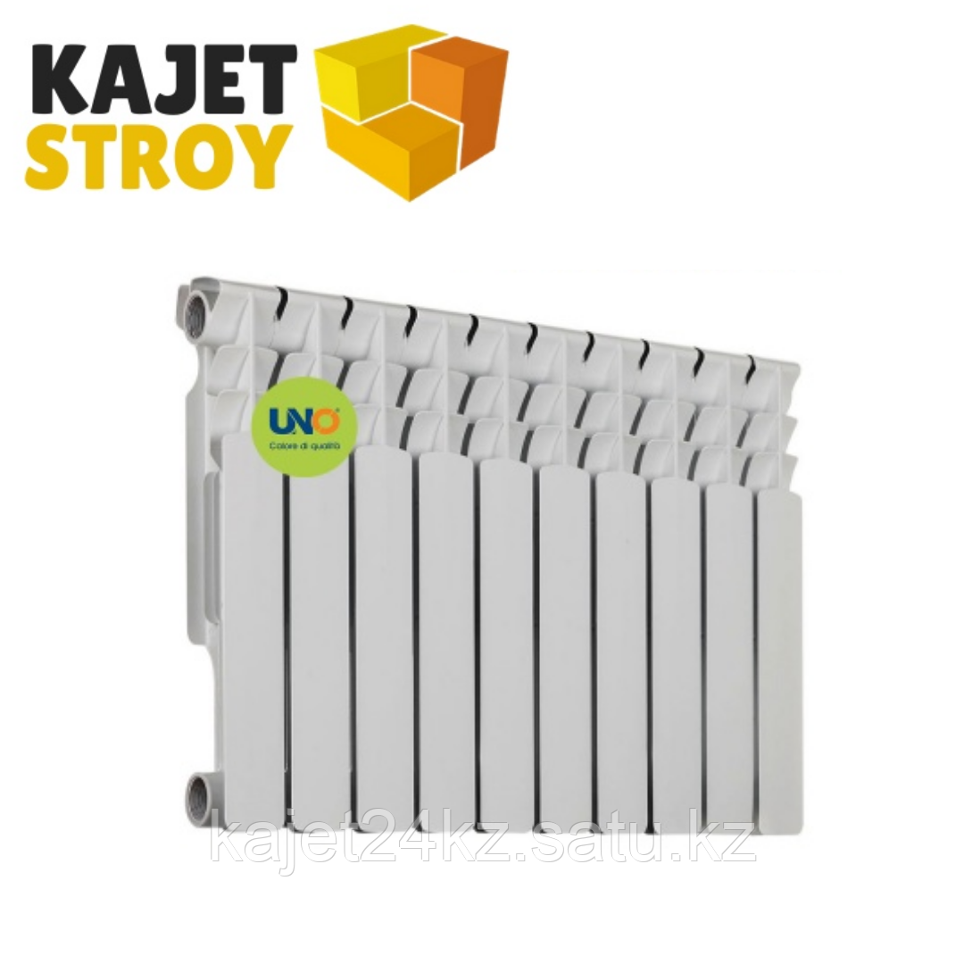 Радиатор биметаллический UNO-BRUNO 500/80N (10 секций)