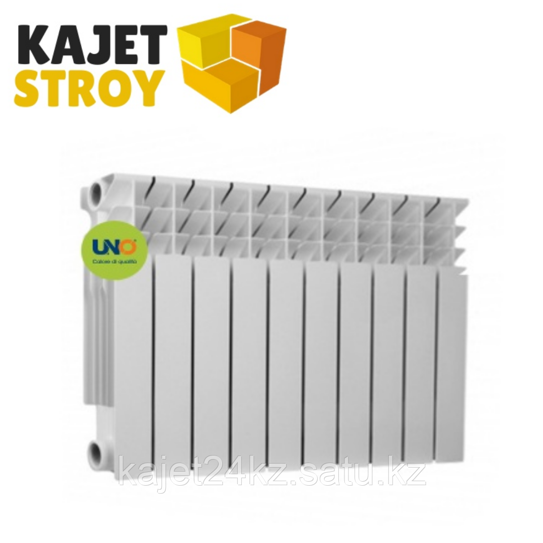 Радиатор биметаллический UNO-CENTO 300/100 (10 секций)