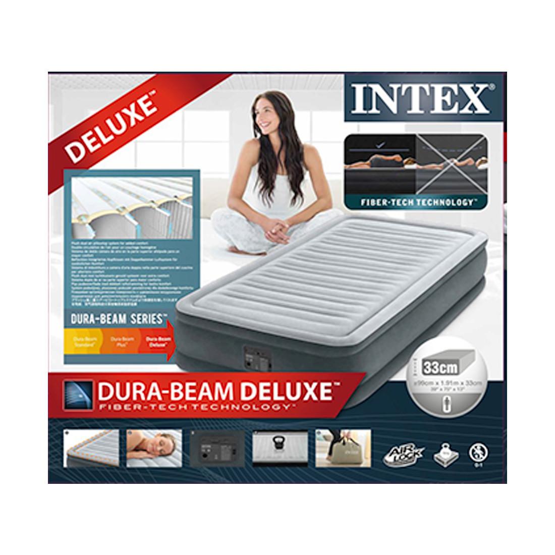 Матрас надувной Intex 67766NP