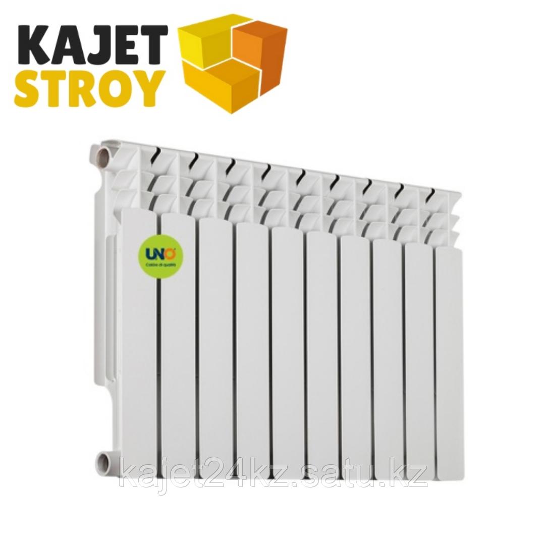 Радиатор биметаллический UNO-TENTO 500/100 (10 секций)