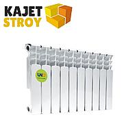 Радиатор биметаллический АЛЮРАД 350/80 (10 секций )