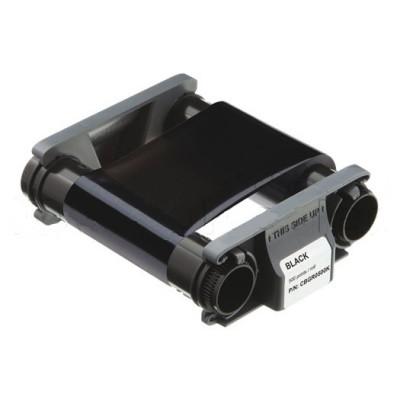 Лента монохромная черная 500 отпечатков Evolis CBGR0500K