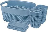 Пластиковые наборы для ванной
