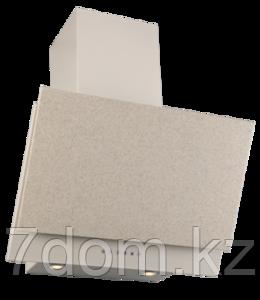 Вытяжка экранная ELIKOR Рубин Stone S4 60П-700 топ.молоко/sanded sahara, фото 2
