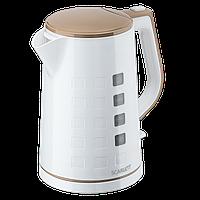 Электрический чайник Scarlett SC-EK18P58 белый, фото 1