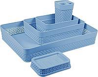 Набор для ванной комнаты OSLO Comfort 5 предметов