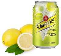 Schweppes Lemon 330ml (24шт-упак)