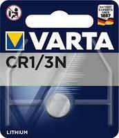 Батарейки 6131 CR1/3N  3V-170mAh