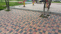 Тротуарная плитка Амстердам желтый/красный/коричневый/серый/черный