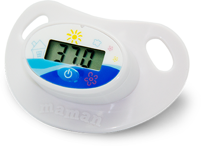Термометр Maman Электронный FDTH-V0-5 (стандарт)