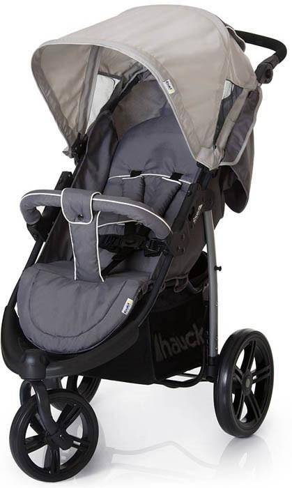 Коляска Viper Hauck SLX цвет серый