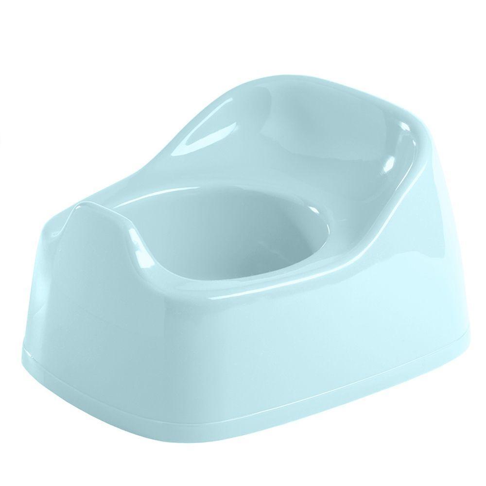Горшок детский классический 270/220/150 мм голубой Пластишка