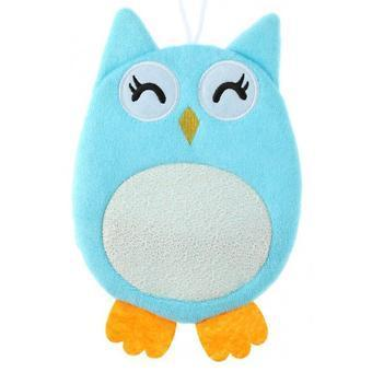 Мочалка Рукавичка Baby Owl Махровая Roxy Kids