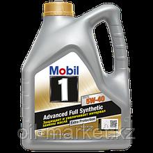 Масло моторное Mobil 1 5W40 FS (4л) синтетическое