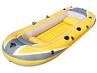 Надувная лодка Bestway 61066 желтый