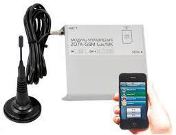 Модуль GSM Lux/MK
