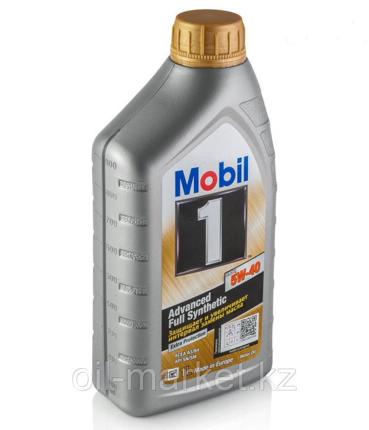 Масло моторное Mobil 1 5W40 FS (1л) синтетическое