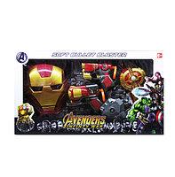 Комплект: Бластер Железного Человека, детская игрушка, пистолет