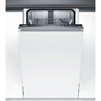 Полновстраив. интегрирован. посудомоечная машина Bosch SPV25CX10R, фото 1