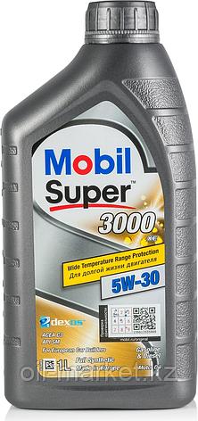 Моторное масло Mobil Super 3000 XE 5W-30 1л синтетическое, фото 2