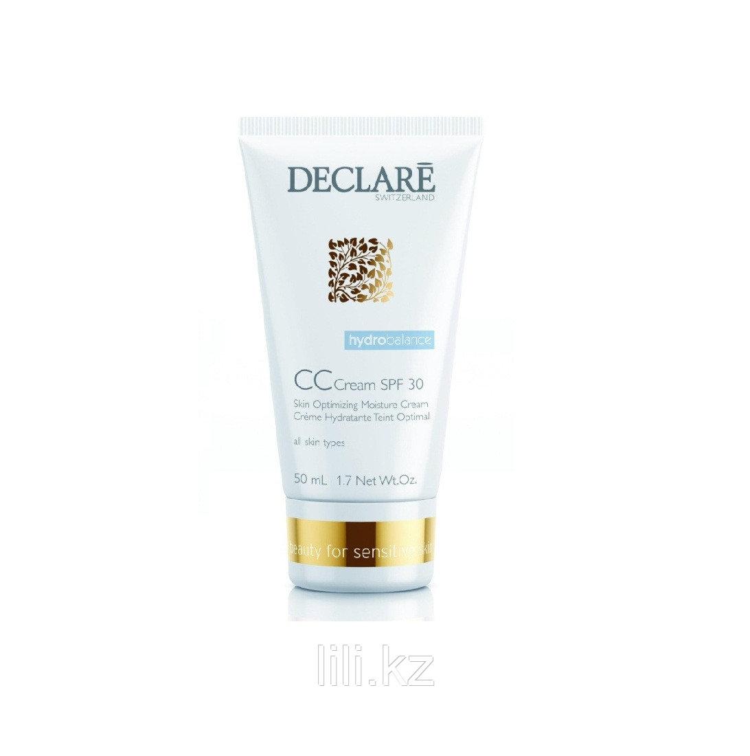 CC-Крем для лица с SPF 30 Declare Hydro Balance CC Cream SPF30 50 мл.