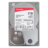 HDD 3.5  2TB Toshiba SATA3 P300 (HDWD120UZSVA)