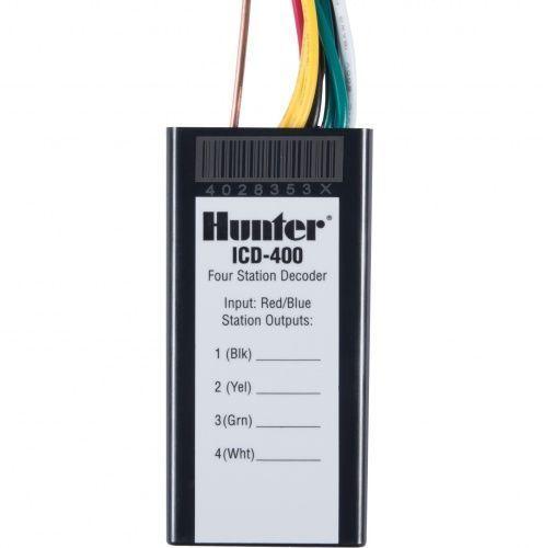 Декодер 4-станционный ICD400