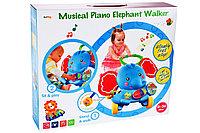 Детские музыкальные ходунки слоник