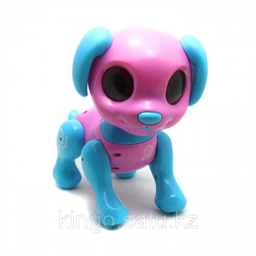 """Интерактивная игрушка """"Мой друг Пуговка"""", """"Умный щенок"""", сенсорное управление, световые и звуковые эффекты"""