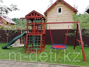 Детская площадка  Панда Фани Nest
