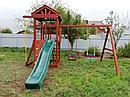 Детские игровые площадки   Панда Фани Nest, фото 3