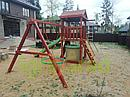 Детские игровые площадки   Панда Фани Nest, фото 7