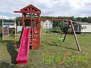 Детские игровые площадки Панда Фани Gride, фото 2