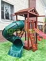 Детские игровые площад  Панда Фани с винтовой трубой, фото 9