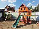 Детская площадка  Шато (Домик), фото 3