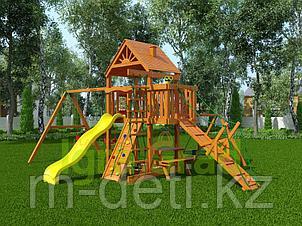 Детская площадка Пиратский дом (Дерево)