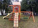 """Детские игровые площадки  """"Пиратский дом"""" (Дерево), фото 7"""